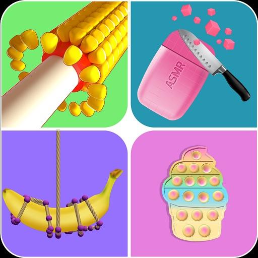 Fidget Toys 3D poppop Pop It